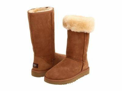 Угги UGG Classic Tall Chestnut UCT4